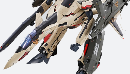 VF-19ADVANCEスーパーパーツ