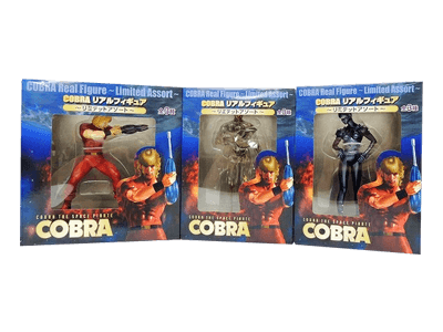 COBRA THE SPACE PIRATE 買取
